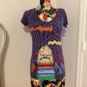 Marc by Marc Jacobs graphic shirt